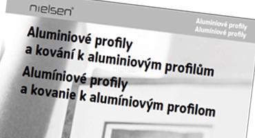 Nový cenník alumíniových profilov Nielsen