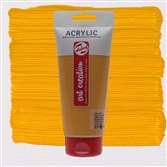 ARTCREATION akryl Yellow ochre 200 ml