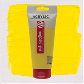 ARTCREATION akryl Primary yellow 200 ml