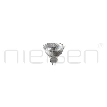 Halogenová lampa Philips MR16 20W Silver Bright