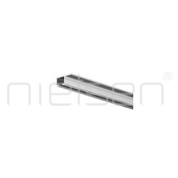 Závěsná stropní lišta TopRail stříbrná 2 m kus