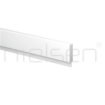 Kompletní set Info Rail profil 200 cm - bílá