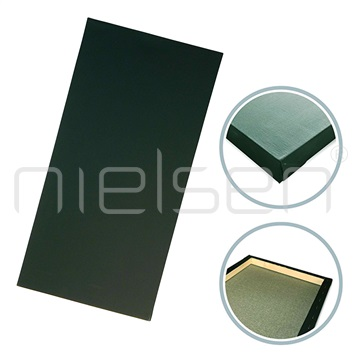 napnuté plátno LINEA MAXI BLACK 40 x 80 grand