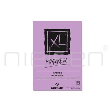 XL MARKER (fialový),kr.vazba A4,70gsm,100listů