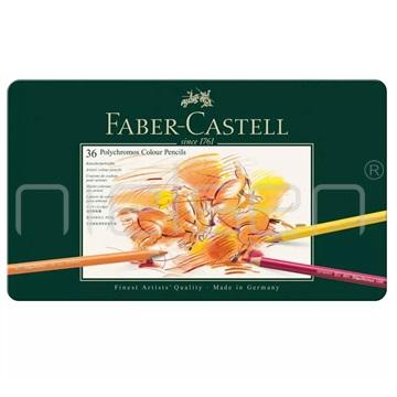 Set pastelky POLYCHROMOS Faber Castell 36 ks