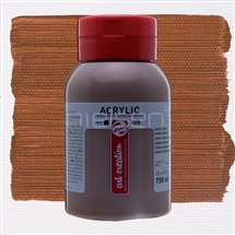ARTCREATION akryl Burnt umber 750 ml