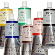 Měditiskové barvy UMTON 130 ml