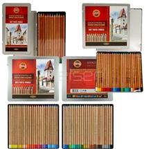 Sety suchých pastelů v tužce Koh-i-noor Gioconda
