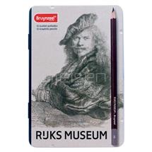 grafitové tužky BRUYNZEEL RIJKS Museum-12 ks