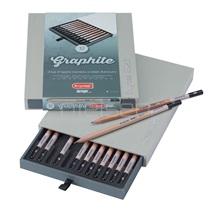 grafit. tužky BRUYNZEEL DESIGN Graphite - set 12ks